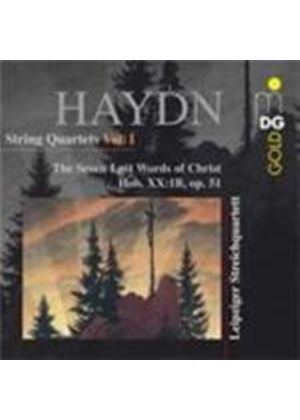 Haydn: Seven Last Words of our Saviour [SACD] (Music CD)