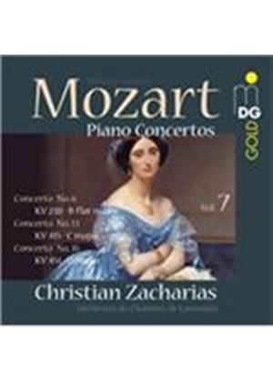Mozart: Piano Concertos, Vol. 7 [SACD] (Music CD)