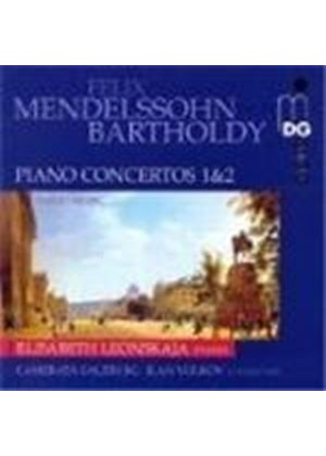Mendelssohn: Piano Concertos Nos 1 and 2 [SACD]