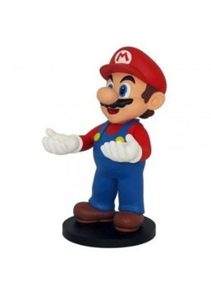 "Super Mario Bros 12""Vinyl Figure Nintendo 3DS Holder"