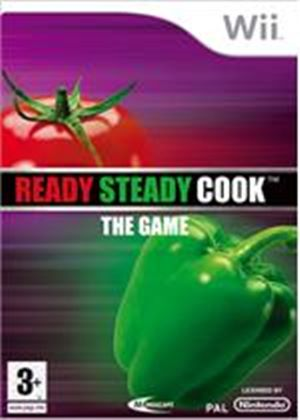 Ready Steady Cook - The Game (Wii)
