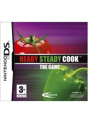 Ready Steady Cook - The Game (Nintendo DS)