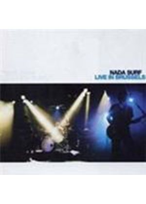 Nada Surf - Live In Brussels (Music CD)