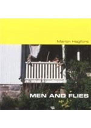 Martin Hagfors - Men And Flies (Music CD)