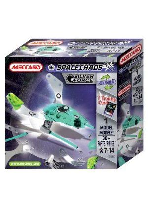 Meccano - Space Chaos: Silver Force Drone