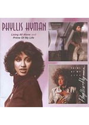 Phyllis Hyman - Living All Alone/Prime Of My Life (Music CD)