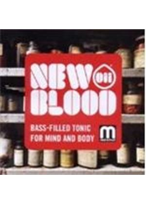 Various Artists - New Blood Vol.11 (Music CD)