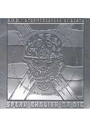 Stormtroopers of Death - Speak English or Die (Music CD)