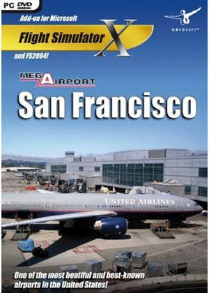 Mega Airport - San Francisco (PC)