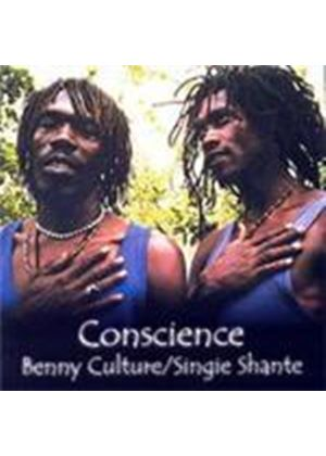 Benny Culture & Singie Shante - Conscience (Music CD)