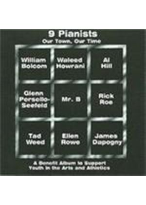 9 Pianists - Our Town Our Time (Music CD)