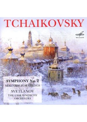 Tchaikovsky: Symphony No 2; Serenade for Strings