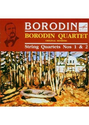 Borodin: String Quartets Nos 1 and 2