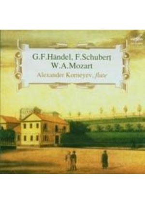 Handel; Schubert: Works for Flute