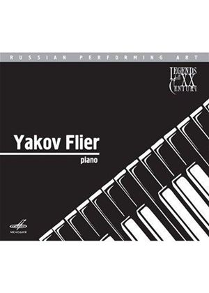 Legends of the 20th Century: Yakov Flier (Music CD)