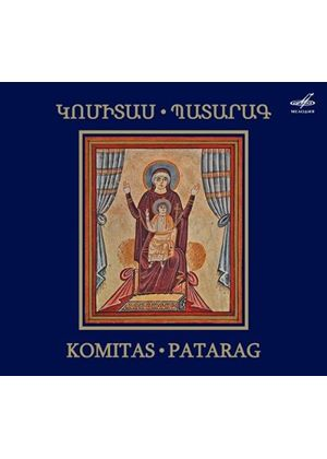 Komitas: Patarag (Music CD)