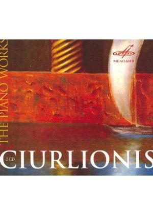 Ciurlionis: The Piano Works (Music CD)