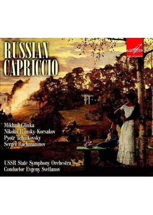 Russian Capriccio (Music CD)