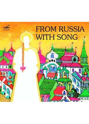 Various Artists - From Russia with Songs (Music CD)