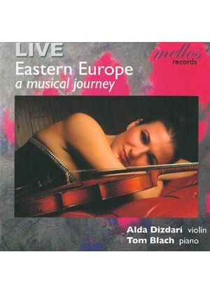 Eastern Europe: A Musical Journey (Music CD)