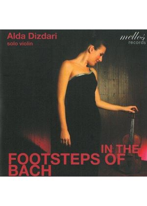 Alda Dizdari - In the Footsteps of Bach (Music CD)