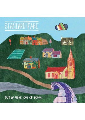 Standard Fare - Out of Sight Out of Town (Music CD)