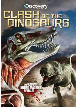 Clash Of The Dinosaurs (Blu-Ray)