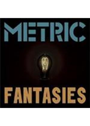 Metric - Fantasies (Special Edition) (Music CD)