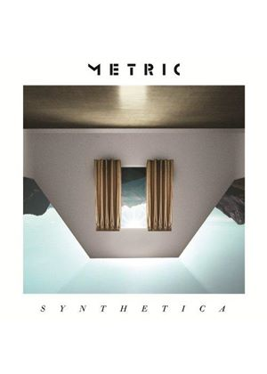 Metric - Synthetica (Music CD)