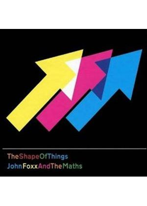 John Foxx and the Maths - Shape of Things (Music CD)