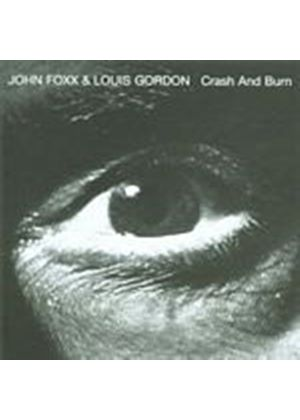 John Foxx - Crash And Burn (Music CD)