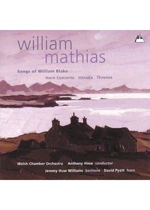Mathias: Orchestral Works