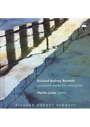 Richard Rodney Bennett - Complete Works For Solo Piano