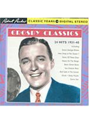 Bing Crosby - Crosby Classics (Music CD)