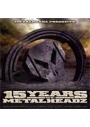 Various Artists - 15 Years Of Metalheadz (Music CD)