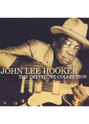 John Lee Hooker - Definitive Collection, The (Music CD)