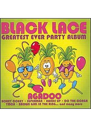 Black Lace - Agadoo - Greatest Ever Party Album (Music CD)