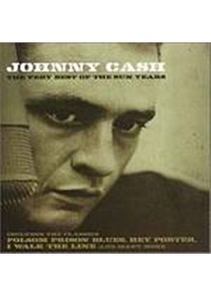 Johnny Cash - Very Best Of The Sun Years (Music CD)