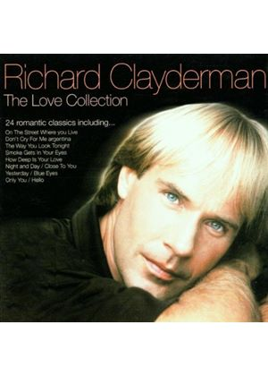 Richard Clayderman - Love Collection (Music CD)