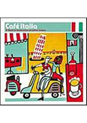 Various Artists - Cafe Italia (Music CD)