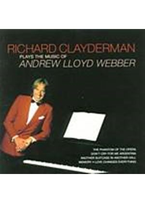 Richard Clayderman - Plays The Music Of Andrew Lloyd Webber (Music CD)
