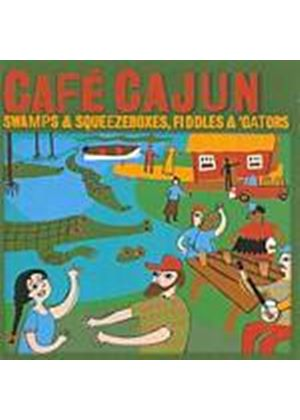 Various Artists - Cafe Cajun (Music CD)