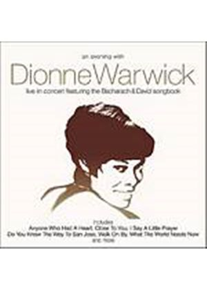 Dionne Warwick - An Evening With Dionne Warwick (Music CD)