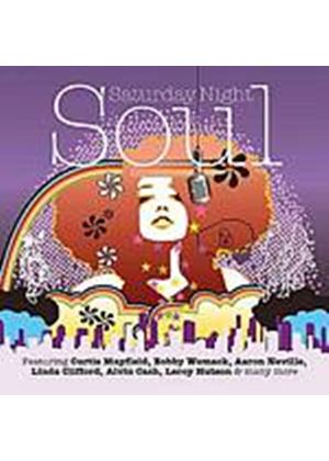 Various Artists - Saturday Night Cool (Music CD)