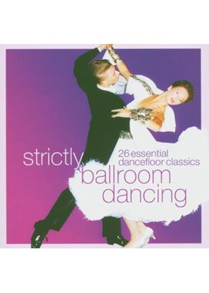 Various Artists - Strictly Ballroom Dancing (Music CD)