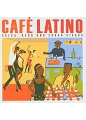 Various Artists - Cafe Latino (Music CD)