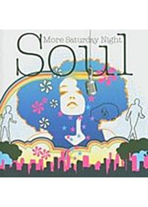 Various Artists - Saturday Nite Soul Vol 2 (Music CD)