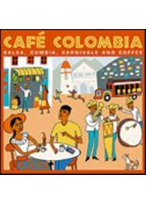 Various Artists - Cafe Colombia (Music CD)