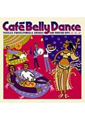 Various Artists - Cafe Bellydance (Music CD)