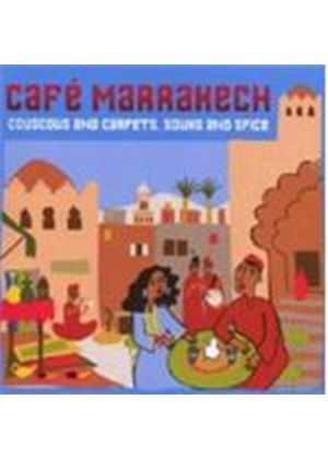 Various Artists - Cafe Marrakech (Music CD)